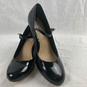 Steve Madden Patty Patten Faux Leather Pumps 11M